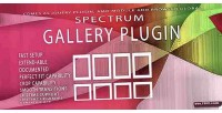 Gallery spectrum plugin