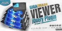 Giga image viewer animated pan & zoom giga
