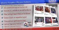 Google jquery picasa gallery