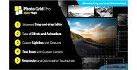 Grid pro jquery interactive builder gallery grid grid