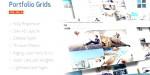 Grids portfolio js css html