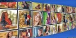 Image jquery gallery effects 3d with