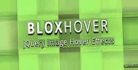 Jquery bloxhover effects hover image