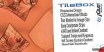 Jquery tilebox lightbox responsive modern
