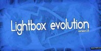Lightbox jquery evolution
