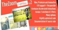 Lightbox thezoom plugin jquery 2