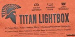 Lightbox titan