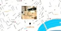Maps google slideshow infowindow with