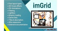 Media imgrid gallery responsive grid