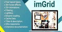 Media imgrid gallery responsive grid