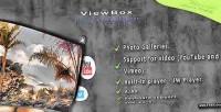Media viewbox alternative lightbox browser