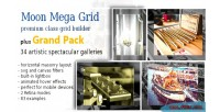 Mega moon grid pack grand plus