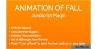 Of animation plugin javascript fall