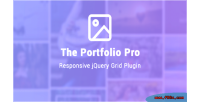 Portfolio the pro plugin responsive grid jquery