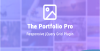 Portfolio the pro plugin responsive grid jquery
