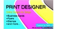Print js designer