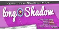 Shadow long jquery plugin