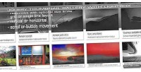 Thumbnail jquery lightbox with gallery