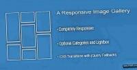 Tile responsive gallery