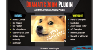 Zoom dramatic plugin