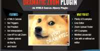 Zoom dramatic plugin