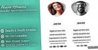 Animated teamhouse showcase product team