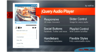 Audio jquery player
