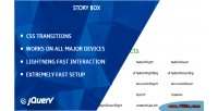 Box story jquery plugin