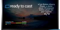 Button vcast jquery plugin