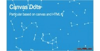 Dots canvas