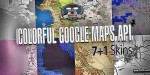 Google colorful maps api