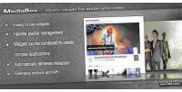 Jquery mediabox plugin video audio for
