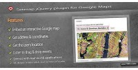 Jquery setmap plugin maps google for