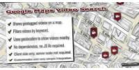 Maps google video search