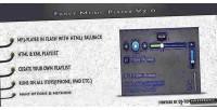 Music fancy player plugin jquery v2.0