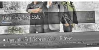 Music fullscreen player