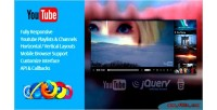 Player youtube playlist player video javascript