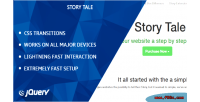Story jquery tale