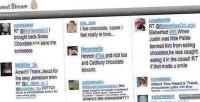 Time real tweet timeline