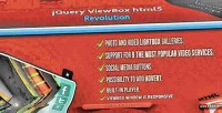 Viewbox jquery html5 browser media revolution