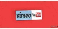 Vimeo youtube popup plugin