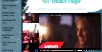 Youtube vix player