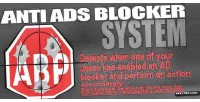 Anti adblock aadb anti script blocker ads