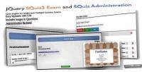 Ajax jquery squiz2 engine quiz exam