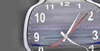 Analog customizable clock jquery