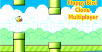 Bird flappy clone multiplayer