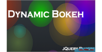 Bokeh dynamic jquery plugin