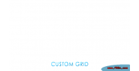 Bootstrap customize grid