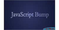 Bump jquery plugin