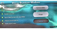 Button king maker css3